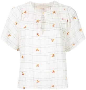 Vanessa Bruno short sleeved blouse