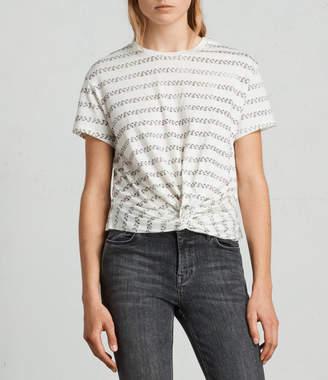 AllSaints Herix Carme T-Shirt