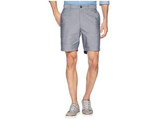 Original Penguin P55 8 Dobby Checkered Slim Fit Shorts