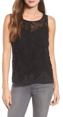 Rosemunde Lucca Lace Blouse