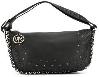 c3b426bb471 Christian Dior Black Top Zip Handbags - ShopStyle