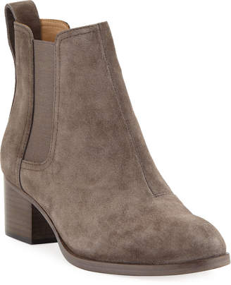Rag & Bone Walker Brushed Suede Ankle Boots