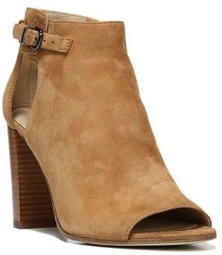 Women's Via Spiga Giuliana Cutout Sandal $225 thestylecure.com