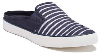Sperry Pier Randi Striped Slip-On Sneaker