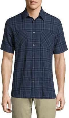 Billy Reid Men's Clarence Plaid Shirt