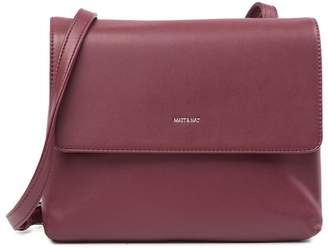 Matt & Nat Wapi Vegan Leather Crossbody Bag