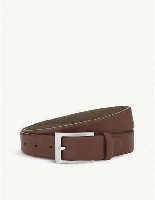 BOSS Hugo Barnabie leather belt
