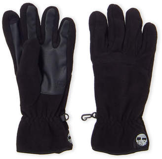 Timberland Black Fleece Gloves