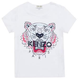 Kenzo White Tiger T