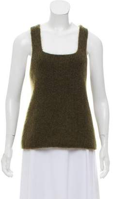 Christian Wijnants Mohair & Wool-Blend Top