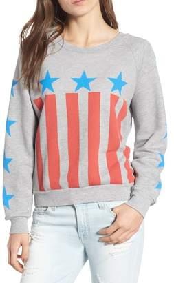 Wildfox Couture Allstar Junior Sweatshirt