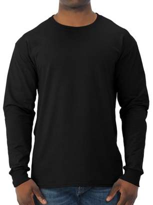 Jerzees Big Men's Heavyweight Blend Long Sleeve T shirt