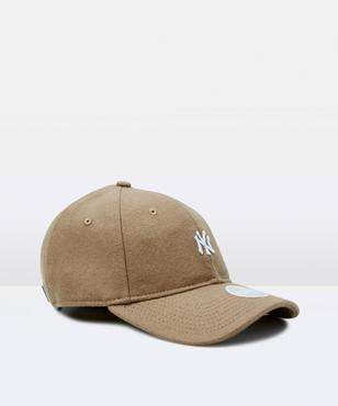 New Era W 9Forty Yankees Melton Camel Hat