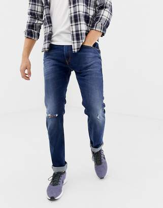 15e8ca5a Diesel Thommer stretch slim fit jeans in 084ZB
