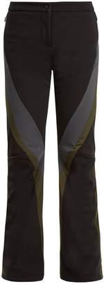 Fendi Wonderski flared-leg padded ski trousers
