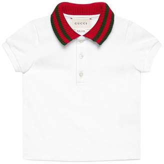 6e8fc4121039 Gucci White Polo Shirts For Girls - ShopStyle Australia