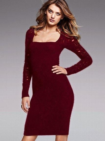 Victoria's Secret Cut-out Back Dress