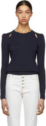 Etoile Isabel Marant Navy Klee Sweater