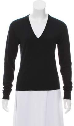 Strenesse Cashmere V-Neck Sweater