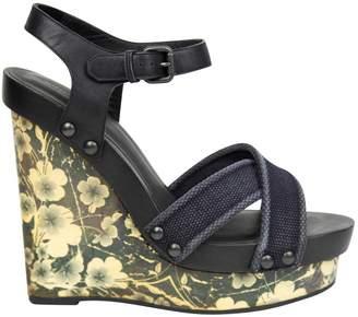 Bottega Veneta Cloth heels