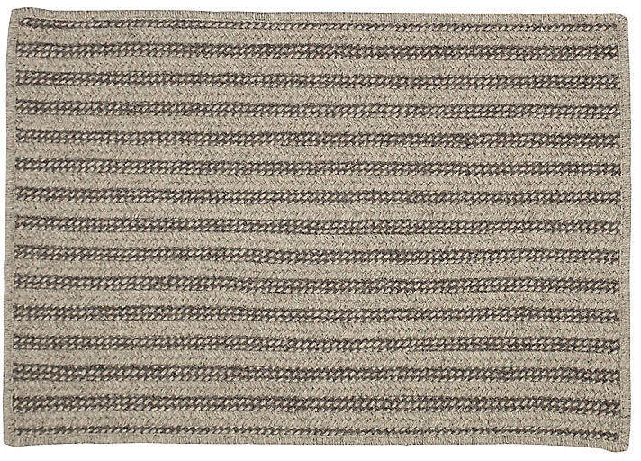 Abilene Braided Rug - Dark Gray - 6'x9'