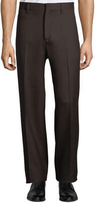 Salvatore Ferragamo Men's Wool Worker Pants