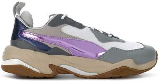 Puma technical paneled sneakers
