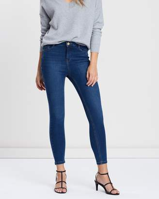 Dorothy Perkins Short Authentic Shaping Jeans