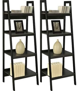 Wrought Studio Rupert Ladder Bookcase