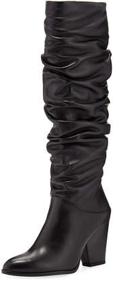 e471af5add4 Stuart Weitzman Black Leather Rubber Women s Boots - ShopStyle