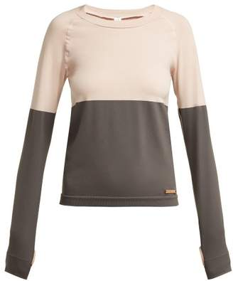 Pepper & Mayne - Shannon Long Sleeved Performance Top - Womens - Pink Multi