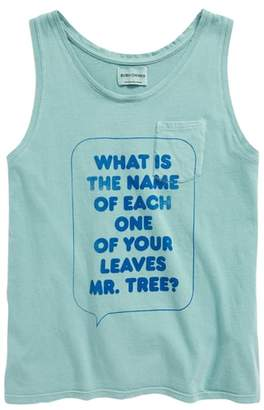 Bobo Choses Mr. Tree Organic Cotton Tank
