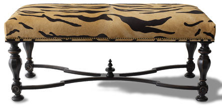 Massoud Tiger Bench