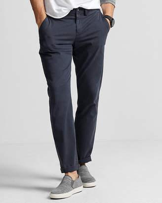 Express Slim Garment Dyed Chino Pant