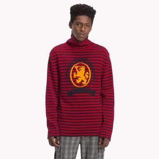 Tommy Hilfiger Stripe Turtleneck Sweater