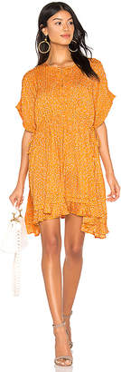 Free People One Fine Day Mini Dress