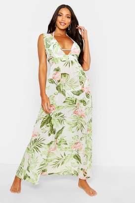 820280af16 Green Tropical Maxi Dresses - ShopStyle UK