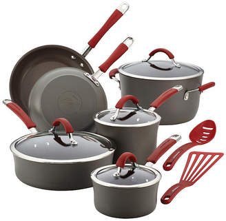 Rachael Ray Cucina 12-pc. Hard-Anodized Cookware Set