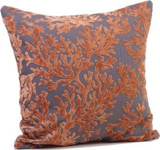 Tropez Rennie & Rose Design Group St. Throw Pillow Rennie & Rose Design Group