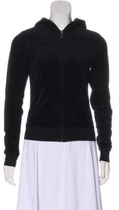 Juicy Couture Lightweight Hooded Jacket