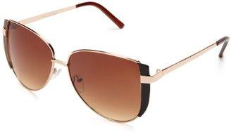 A.J. Morgan Buttercup 88260 Oversized Sunglasses $24 thestylecure.com