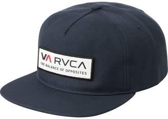 RVCA Uniform Snapback Hat - Men's