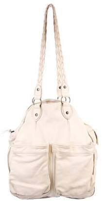 IRO Leather Shoulder Tote