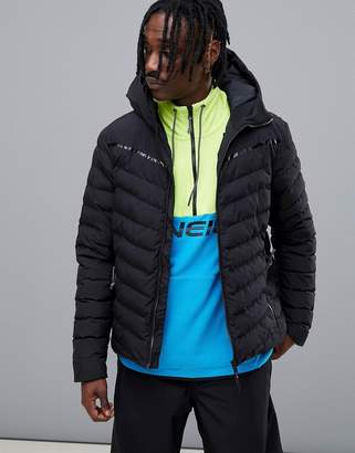O'Neill Phase Puffer Jacket in Black