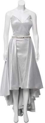 John Paul Ataker Strapless Evening Dress w/ Tags