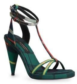 Burberry Hans High Heel Sandals