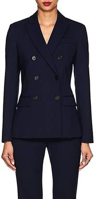 Altuzarra Women's Indiana Virgin Wool Double-Breasted Blazer - Berry Blue