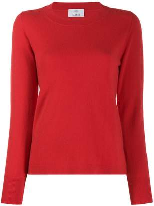 Allude side slit jumper