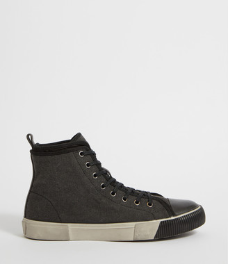 AllSaints Rigg Hightop Sneaker
