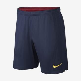 Nike 2018/19 FC Barcelona Stadium Home Men's Soccer Shorts